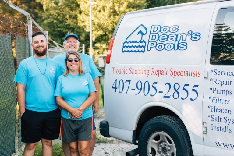 Doc Deans Pools Owners