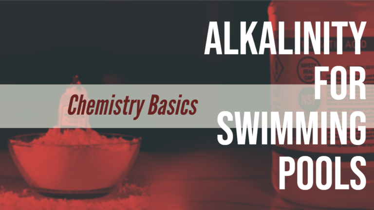 Guide To controlling Swimming Pool Alkalinty